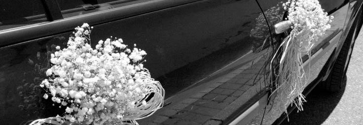 Alquiler de coches para bodas Valencia a su servicio