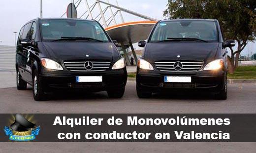 Alquiler de monovolúmenes con conductor en Valencia, seguridad y discreción. Fiabilidad garantizada