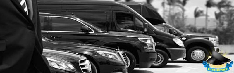 Alquiler de vehículo con conductor Valencia
