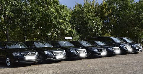Alquiler de vehículos para eventos en Valencia