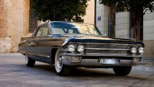 alquiler de coches antiguos en Valencia - R.Guarnido