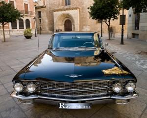 alquiler de coches antiguos