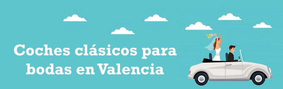 Coches clásicos para bodas en Valencia y alrededores