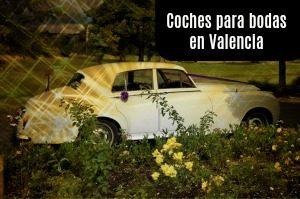 Coches para bodas en Valencia
