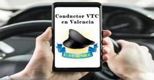 Conductor vtc en Valencia