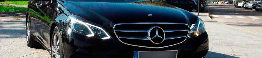 Disfrute al alquilar Mercedes Benz para bodas en Valencia