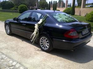 alquiler coches para bodas - audi
