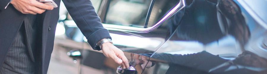 Servicio de alquiler de coches para eventos en Valencia