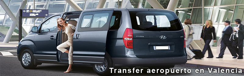 Transfer aeropuerto Valencia