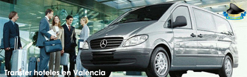 Transfer hoteles Valencia