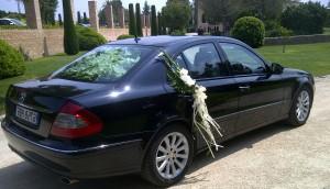 alquiler de coches para bodas en Valencia - audi