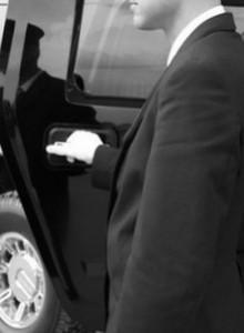 servicio de chofer - vehículo