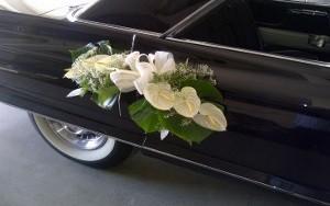 alquiler coches para bodas - cadillac