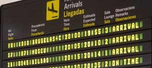 transfer aeropuerto valencia - llegadas