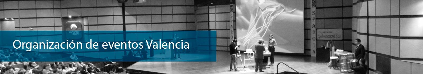 Organizacion de eventos Valencia con R.Guarnido