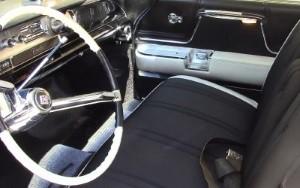coches para bodas en Valencia - Cadillac