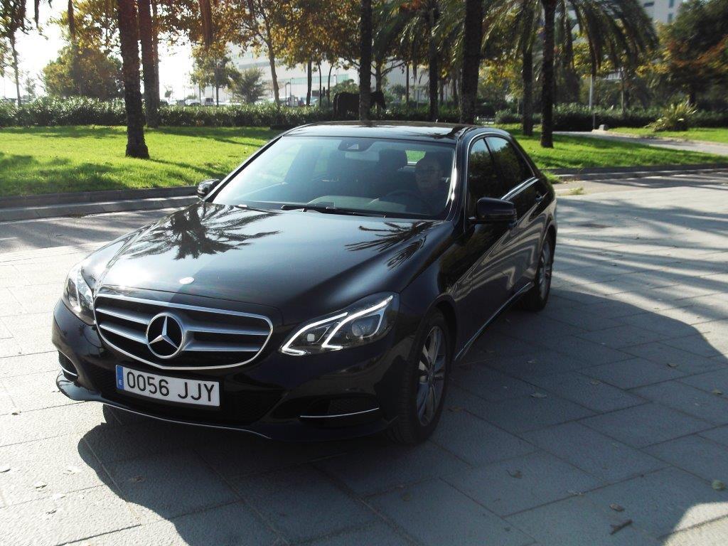 alquiler de vehículos con conductor en Valencia - R.Guarnido