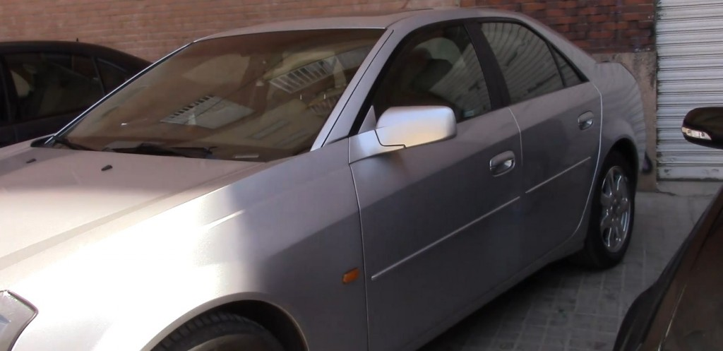 alquiler de vehículos con conductor Valencia - R. Guarnido.